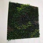 12 Poches Sac Suspendu de Plantation Vertical Mural Jardinière pour Clôture Fleurs Décoration de Jardin Intérieur/Extérieur (54* 54 CM) de la marque Maysun image 4 produit