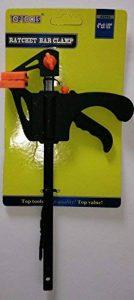 2serre-joints à cliquet 10,2cm X 2,5pouces en de la marque TopTools image 0 produit