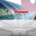 30m*20mm Ruban Adhésif Double Face Mousse Thermique Bande Anti Chaleur pour Serre de Jardin Tunnel (2mm Epaisseur) de la marque JNCH image 3 produit