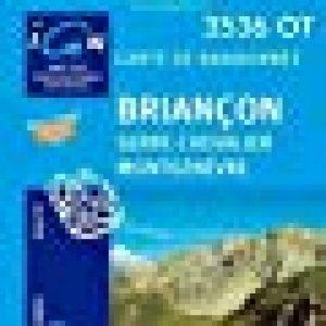 3536OT BRIANCON/SERRE-CHEVALIER de la marque IGN image 0 produit