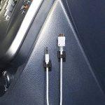 50 PCS Câbles Adhésifs Clips de Câble, HTINAC Adhésif 3M Colliers de Serrage Câble en Nylon pour fixer Organiseur Bureau, Murale, Ordinateur Cordon Électrique, Autre Variété de Cables de la marque HTINAC image 4 produit
