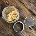 6X Bean germination Pot kit de remplacement de couvercle seulement pour croissance Bean Sprouts de la marque LFS image 1 produit