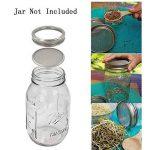 6X Bean germination Pot kit de remplacement de couvercle seulement pour croissance Bean Sprouts de la marque LFS image 2 produit