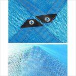 85% Sunblock Shade Tissu Sunblock Tissu 6 Broches (Couleur : Blue, taille : 2x3m) de la marque Filet d'ombrage image 1 produit