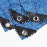 85% Sunblock Shade Tissu Sunblock Tissu 6 Broches (Couleur : Blue, taille : 2x3m) de la marque Filet d'ombrage image 2 produit