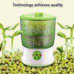 Ajusen Les Germes de Soja Thermostat Machine Entièrement Automatique Serre de Germination de la marque Ajusen image 1 produit