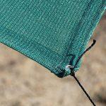 AJZXHE Filet de l'ombre, Le Soleil terrasse Plantes Jardin Jardinage Ombre Net Isolation à Effet de Serre Net Net - Bâche imperméable à l'eau de la marque AJZXHE image 1 produit