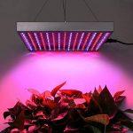 Amzdeal 45w Lampe de Croissance pour plantes avec 225 leds, lampe horticole led pour culture intérieure de la marque Amzdeal image 1 produit