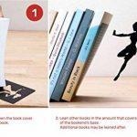 ARTORI DESIGN - Artori Design Supergal serre-livres métal noir de la marque ARTORI DESIGN image 4 produit