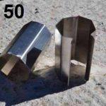 Atout Loisir Clips INOX Ronds par Sachet DE 50 ClipsI25L50_0 de la marque Atout Loisir image 1 produit