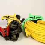 Attache de Câble CABLE CLAMP MEGA Organisateur et Rangement de cables - Grand Jaune de la marque QA Worldwide image 1 produit