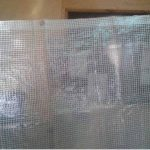 Bache de protection 170 g/m² - 4 x 10 m - Bache Transparente armée - bache plastique - bache plastique transparente de la marque Bâches Direct image 4 produit