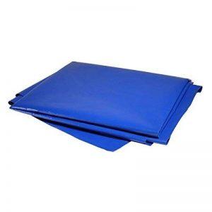 Bâche de jardin 6 x 4 m 680g/m² - bâche serre tunnel bleue 6x4 m en PVC de la marque Univers du Pro image 0 produit