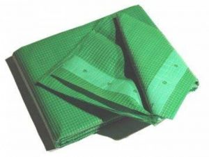 Bâche de protection agricole 170 g/m² - 2 x 3 m - Verte - serre tunnel - petite serre de jardin - bache imperméable de la marque Bâches Direct image 0 produit