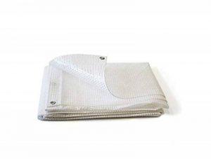 Bâche de protection agricole 170 g/m² - 4 x 3 m - Transparente - petite serre de jardin - bache imperméable de la marque Bâches Direct image 0 produit