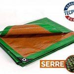 Bâche de protection Agricole 250 g/m² - 6 x 10 m - serre tunnel - bâches étanches - bache imperméable de la marque Bâches Direct image 1 produit