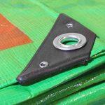 Bâche de protection Agricole 250 g/m² - 6 x 10 m - serre tunnel - bâches étanches - bache imperméable de la marque Bâches Direct image 3 produit