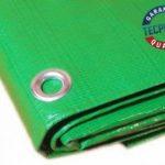 Bâche de protection Agricole 250 g/m² - 6 x 10 m - serre tunnel - bâches étanches - bache imperméable de la marque Bâches Direct image 4 produit