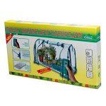 Bio Green GTP Mini-Serre Grande 46 x 40 x 76 cm 65 W de la marque Bio-Green image 1 produit