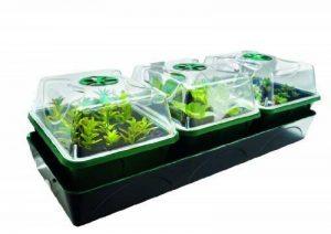 Bio Green HOL 3 Hollandia Serre d'intérieur chauffée avec réservoir d'eau de la marque Bio Green image 0 produit