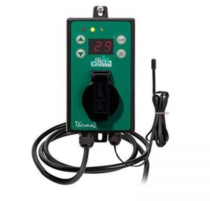 Bio Green TER 2 Thermo 2 Thermostat Numérique 3000 W de la marque Bio Green image 0 produit