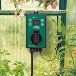 Bio Green TER 2 Thermo 2 Thermostat Numérique 3000 W de la marque Bio Green image 2 produit