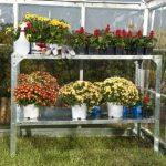 Chalet et jardin 701152 - Table Réversible pour Serre de Jardin de la marque Chalet et jardin image 1 produit