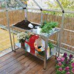 Chalet et jardin 701152 - Table Réversible pour Serre de Jardin de la marque Chalet et jardin image 2 produit