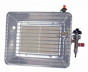 chauffage électrique pour serre TOP 4 image 0 produit