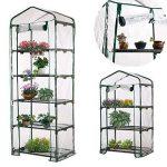 Chengstore Mini serre de jardin, maison de portable Jardin Vert pour extérieur et d'intérieur A de la marque Chengstore image 1 produit