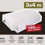 Cogex 82663-Bche armée de protection - 3X4 m de la marque Cogex image 4 produit