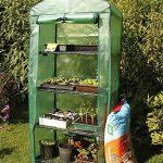 Couverture pour Jardin/Protection pour le Mobilier de Jardin Résistance Au Vent et Imperméables (4 Niveau Sans Etagères) de la marque HOGAR AMO image 3 produit