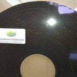 Elloughton Greenhouses Joint en PVC pour vitrage de serre Résistant aux UV Noir Longueur 25 m Épaisseur 3 mm Largeur 10 mm de la marque Elloughton Greenhouses image 3 produit