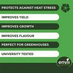 Envii Chill Out - Fertilisant Biostimulant Unique Qui Aide Les Plantes à Grandir Durant Les Fortes Températures - 250ml de la marque Envii image 2 produit