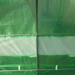 FeelGoodUK 4M x 2M Serre Pro Structure en acier galvanisé antirouille de la marque FeelGoodUK image 1 produit