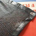 Filet Noir Résistant Aux UV De Tissu D'ombre De Sunblock pour Le Panneau De Filet D'ombre pour La Serre Végétale, Bâche Résistante De Maille,6.6Ft*26.3Ft de la marque Rziioo image 1 produit