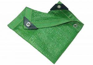 Filet Résistant UV De Tissu D'ombre De Sunblock Vert pour Le Panneau De Filet D'ombre pour La Serre Végétale, Bâche Résistante De Maille,3M*6M de la marque Rziioo image 0 produit