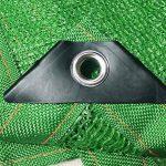 Filet Résistant UV De Tissu D'ombre De Sunblock Vert pour Le Panneau De Filet D'ombre pour La Serre Végétale, Bâche Résistante De Maille,3M*6M de la marque Rziioo image 1 produit