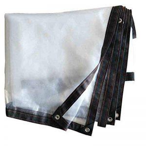 Film en plastique transparent de serre chaude Poncho Prévent tissu froid Film d'isolation de viande Film nu Film plastique transparent Film en plastique Bord de meulage poinçonnage Parasols, stores et auvents de la marque Parasols image 0 produit