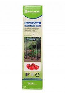 Floraworld Serre à tomates L 100x 50x 150cm, parfait pour faire pousser des tomates de la marque Floraworld image 0 produit