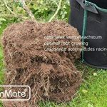 GardenMate® 3X Sacs Jardinière à Plantes en Tissu Non tissé 30L - GREENLINE de la marque GardenMate® image 4 produit