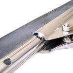 GBPro Raclette à vitres en acier inoxydable avec lame de 35 cm de la marque GBPro image 1 produit