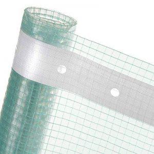 Haga® Film grillagé en 3m Largeur pour serre tunnel Film de Construction (au mètre) de la marque HaGa® image 0 produit