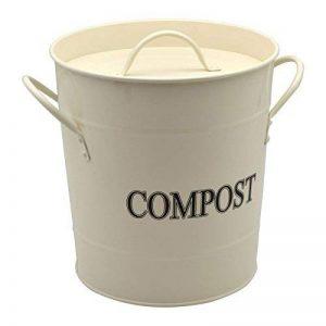 Harbour Housewares Bac à Compost Métallique de Jardin/de Serre de la marque Harbour Housewares image 0 produit