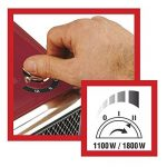 Honeywell HZ510E Radiateur Radiateur Soufflant 1800W Rouge de la marque Honeywell image 3 produit