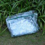 Housse de remplacement en PVC de serre Accessoires de remplacement (Housse uniquement, sans étagère et pot de fleurs) Cover B claire de la marque zyurong image 1 produit