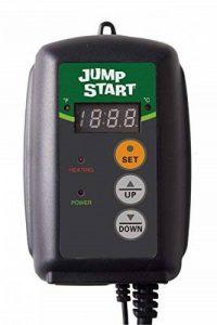 Hydrofarm Jumpstart MP TPC Thermostat numérique pour tapis chauffants, 230V de la marque Hydrofarm image 0 produit