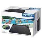 Intex Chauffage Solaire - Tapis Solaire pour Piscine Hors Sol jusqu'à 30m3 - Permet d'augmenter DE 3 à 5 Degrés la Température de l'eau de la marque Intex image 2 produit