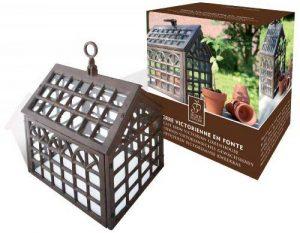 Jardin Cast Iron Mini serre de la marque Fallen Fruits image 0 produit