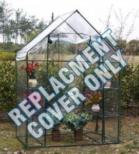 Jardin Mile® Large Portable en métal Cadre Bâche de remplacement pour serre PVC Coque plastique Jardin Serre Propagateur de la marque garden mile image 0 produit